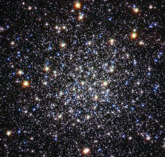 Ein normaler Sternenhimmel?