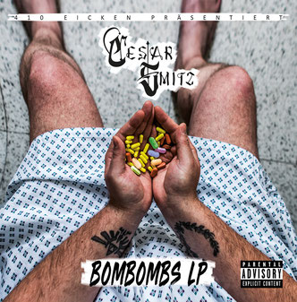 Bombombs LP Cover