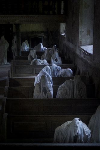 Wo einstmals die Gläubigen saßen...