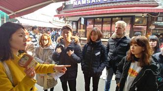 Ceo GSC cùng sinh viên tại Hàn Quốc
