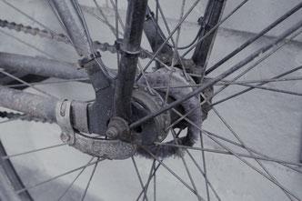 Korrosion Carbonbike Rennrad