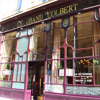 Restaurant le Grand Colbert 75002 Paris