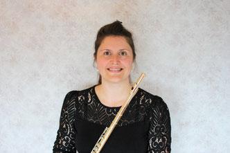 Fanny Mayne, flûte traversière
