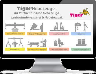 TigerHebezeuge-Shop
