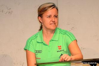 Karin Orgeldinger, Sportdirektorin für den Bereich Nordisch/Biathlon beim DSV