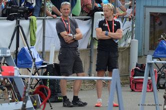 Steffen Hauswald und Roman Böttcher