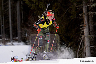 Theresa Straßberger - IBU Junior Cup Obertilliach