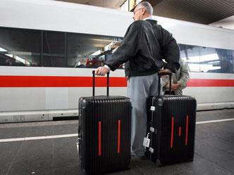 Keine Bahnstreiks mehr: Schon diverse Male hatten Reisende, Pendler und Touristen in den vergangenen Monaten darunter zu leiden. Foto: Martin Gerten