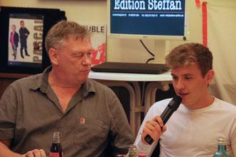 Mit Niklas Hauptmann kam ein aktiver FC-Profi zu uns, das wollen wir ausbauen.