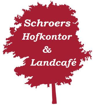 Scheessel, Westervesede Schroers Hofkontor, Shop und Cafe