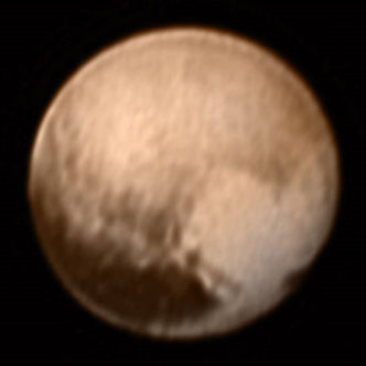 134340 Pluto | Foto: New Horizons, NASA