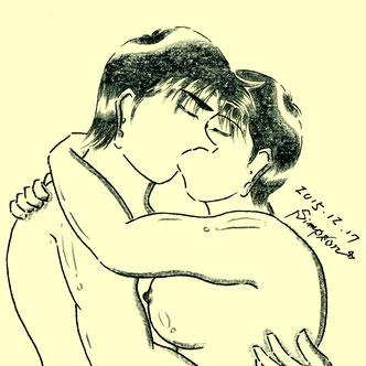 ケンジとマユミ