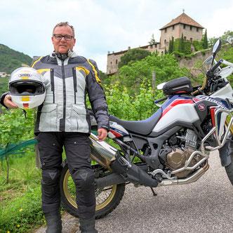 Kurt Kaufmann - Guide der La Sportiva Touren