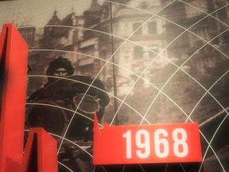 Beginn des polnischen Arbeiter Aufstandes