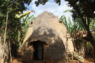дома племени Дорзе