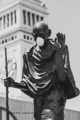 Mahatma Ganhi war ein INFJ