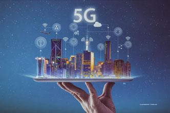 Ab der 5G-Technologie werde immer mehr Geräte und Maschinen zusammenarbeiten. Das Internet der Dinge braucht intelligente Programmierer.