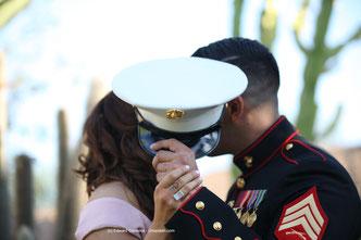Militätdienst ist in vielen Familien eine Frage der Tradition.