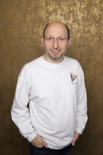 Gesundheitspraktiker Oliver Triebel. Dein Gesundheitspraktiker für Düsseldorf