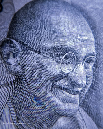 Matatma Gandhi war ein INFJ