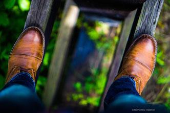 Verlasse regelmäßig Deine Komfortzone, um Dich weiterzuentwickeln!