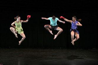 Théâtre La Passerelle, spectacle, Rock & Goal