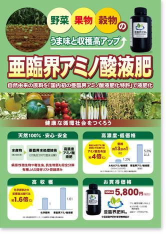 肥料チラシ制作デザイン広告作成印刷屋サンプルflyerフライヤーdesignイラスト