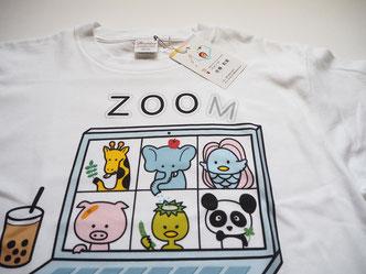 イラストデザインTシャツ展示販売、
