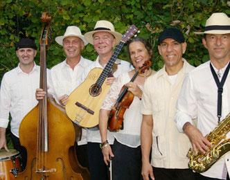 Grupo Sonoro mit trad. World Latin Rhythmen