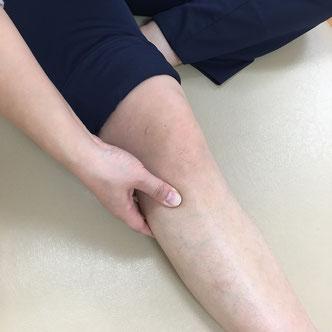 スネや足首、 足の筋肉のコリなどに 効く足のツボ