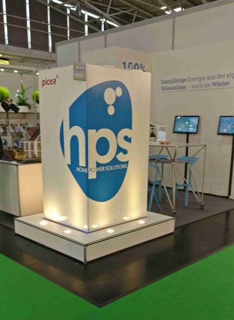 HPS Wasserstoff Speicher Picea Wasserstoff Hausspeicher Bilder Markenzeichen der HPS Home Power Solutions GmbH Foto Solarstrom Simon