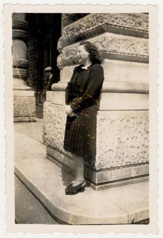 Rita Rosani a Trieste