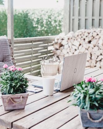 Videosprechstunde und Online Coaching bequem von Zuhause.