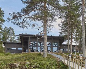 Tagungshotel im Blockhaus - Massivholzhaus - Hotel im Massivblockhaus - Hausbau - Blockhausbau - Vorteile - Erfahrungen