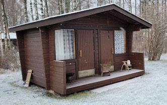 Gartenlaube - Gerätehaus - Sommerhaus - Pavillon - Holzhütte - Blockbohlenhaus - Sauna - Saunahaus