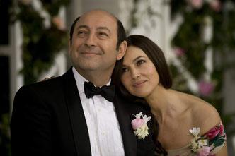 Kad Merad est l'heureux époux de Monica Bellucci (©Emilie de la Hosseraye/Pathé Distribution)