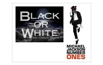 """Black or White"" 映像"