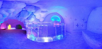Снежная деревня. Фото с сайта: http://snowderevnya.ru