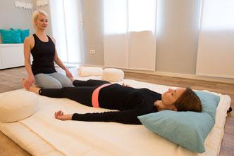 passives Yoga