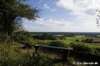 Der Tecklenburger Bergpfad bietet eine schöne Wanderung mit vielen reizvollen Ausblicken.