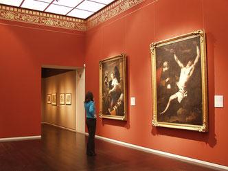 Beeindruckend sieht es aus: Die Barockabteilung des Kölner Walllraf-Richartz-Museums.