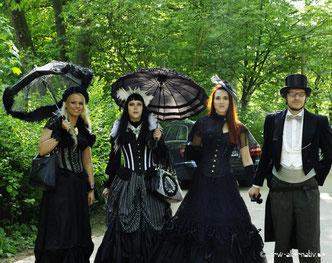 Wave-Gotik-Treffen in Leipzig