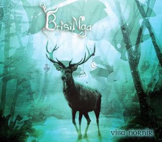 """Psychedelic Folk: """"Visa Nornir"""" von Brisinga"""