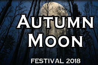 Das Autumn Moon-Festival in Hameln hat ein Logo, welches man hier sieht.