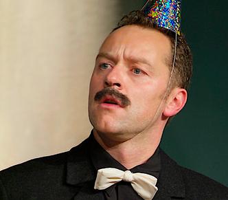 Christoph Schlemmer, Theaterstücke, Komödie, German actor, Ayckbourn, Fred Astaire, Tanz, Musical