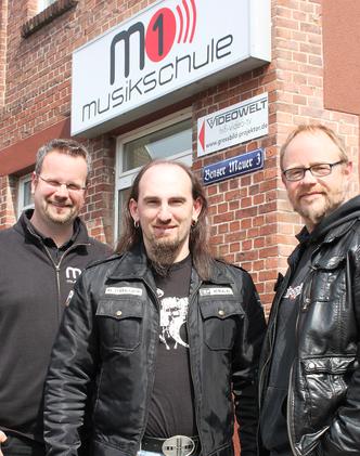 Marcus Kümmerling, Dimitrios Gatsios, Stephan Ohst