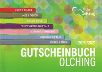 Gutscheinbuch Olching