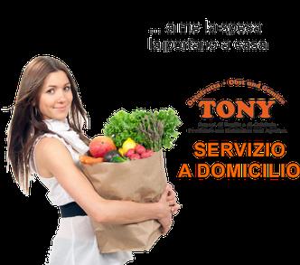 servizio a domicilio - Ortofrutta Tony - Viale Europa 154 - 39100 Bolzano