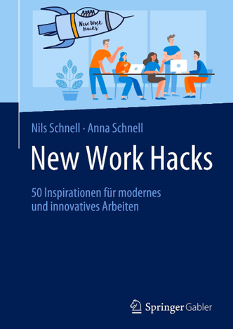 New Work Hacks Buch