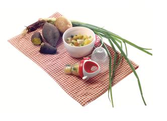 Mit gesunder Ernährung beim Start mit der Beikost werden Babys optimal gefördert